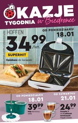 Oferty Supermarkety w Biedronka ( Ważny 14 dni )