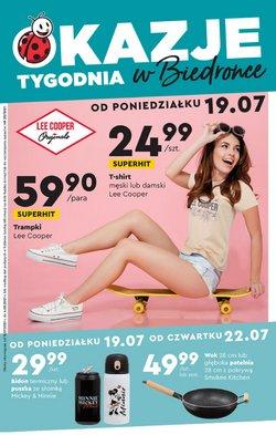 Oferty Supermarkety na ulotce Biedronka ( Ważny 11 dni)