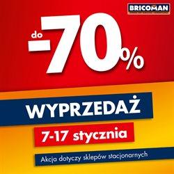 Gazetka Bricoman ( Wygasle )