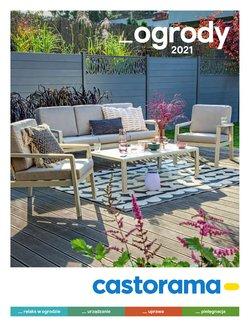 Oferty Budownictwo i ogród na ulotce Castorama ( Ważny 5 dni)