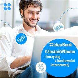 Oferty Banki i ubezpieczenia w Idea Bank w Malbork ( Ważny 5 dni )
