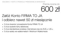Banki i ubezpieczenia oferty w katalogu Idea Bank w Kraków