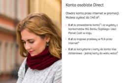 Banki i ubezpieczenia oferty w katalogu ING Bank Śląski w Łódź