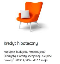 Oferty ING Bank Śląski na ulotce Nysa