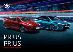 Oferty Toyota na ulotce Toyota ( Ponad miesiąc)