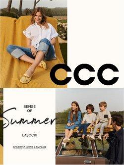 Oferty CCC na ulotce CCC ( Ważny 3 dni)