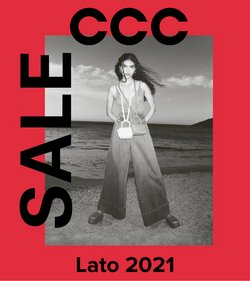 Oferty Ubrania, buty i akcesoria na ulotce CCC ( Ważny 9 dni)