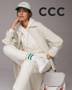 Oferty Ubrania, buty i akcesoria na ulotce CCC ( Ważny 8 dni)