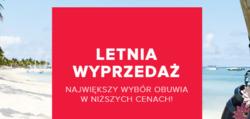 Oferty CCC na ulotce Iława