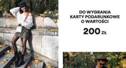 Oferty CCC na ulotce Warszawa
