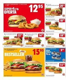 Oferty Restauracje i kawiarnie w Burger King w Łódź ( Ponad miesiąc )