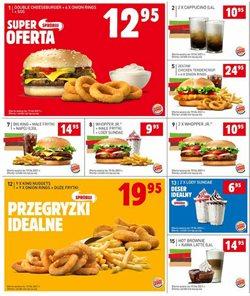 Gazetka Burger King ( Ważny 4 dni )