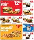 Gazetka Burger King ( Ponad miesiąc )