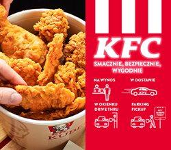 Gazetka KFC ( Wygasle )