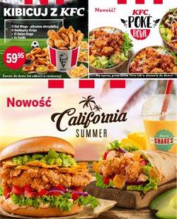 Oferty Restauracje i kawiarnie na ulotce KFC ( Ważny 13 dni)