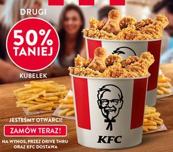 Kupon KFC ( Ważny 13 dni )