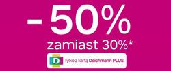 Oferty Deichmann na ulotce Katowice