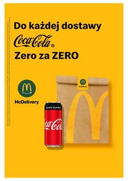 Gazetka McDonald's ( Ważny 11 dni )