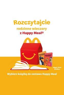 Gazetka McDonald's ( Ważny 4 dni )