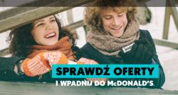 Restauracje i kawiarnie oferty w katalogu McDonald's w Kraków