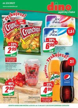 Oferty Supermarkety na ulotce Dino ( Wygasa dzisiaj)