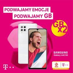 Gazetka T-Mobile ( Ważny 17 dni )