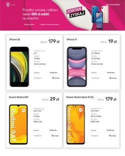 Oferty Elektronika i AGD na ulotce T-Mobile ( Wydany dzisiaj)