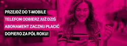 Oferty T-Mobile na ulotce Skarżysko-Kamienna