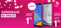Oferty T-Mobile na ulotce Gdynia