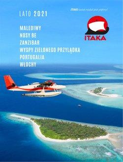 Oferty Podróże na ulotce ITAKA ( Ponad miesiąc)
