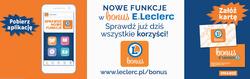 Kupon E.Leclerc ( Ważny 15 dni )