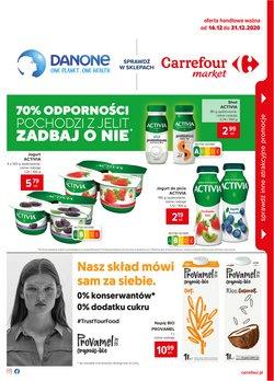 Gazetka Carrefour Market ( Wygasle )