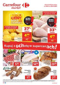 Gazetka Carrefour Market ( Ważny 3 dni )
