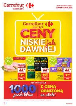 Gazetka Carrefour Market ( Ważny 9 dni )
