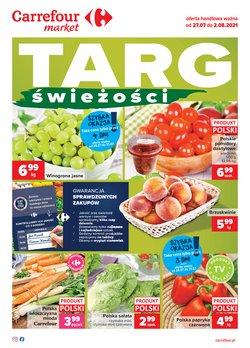 Oferty Carrefour Market na ulotce Carrefour Market ( Ważny 6 dni)