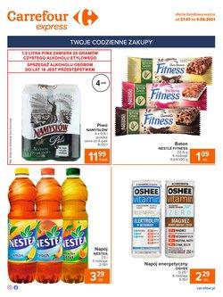 Oferty Carrefour Express na ulotce Carrefour Express ( Ważny 14 dni)