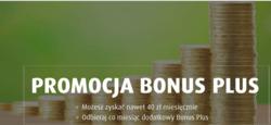 Banki i ubezpieczenia oferty w katalogu Plus Bank w Grudziądz