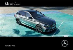 Oferty Mercedes-Benz na ulotce Kraków