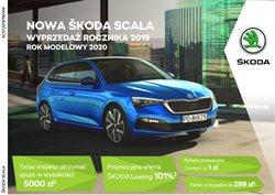 Gazetka Škoda ( Ponad miesiąc )