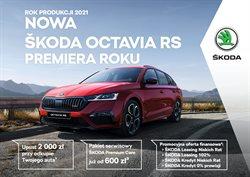Oferty Škoda na ulotce Škoda ( Ponad miesiąc)