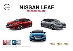 Oferty Nissan na ulotce Nissan ( Ponad miesiąc)