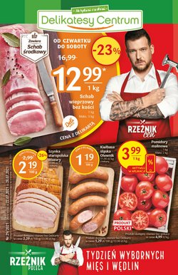 Oferty Supermarkety na ulotce Eko ( Wydany wczoraj)