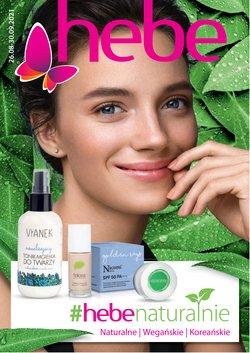 Oferty Perfumy i kosmetyki na ulotce Hebe ( Ważny 3 dni)