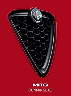 Oferty Alfa Romeo na ulotce Warszawa