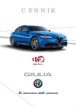 Gazetka Alfa Romeo ( Ponad miesiąc )