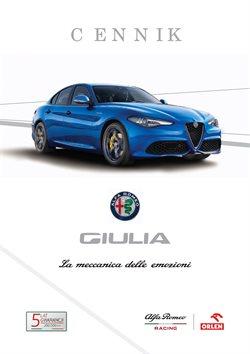 Oferty Alfa Romeo na ulotce Alfa Romeo ( Ponad miesiąc)