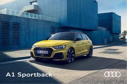 Oferty Audi na ulotce Audi ( Ponad miesiąc)