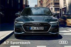 Oferty Samochody, motory i części samochodowe na ulotce Audi ( Wydany dzisiaj)