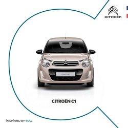 Oferty Citroen na ulotce Citroen ( Ponad miesiąc)
