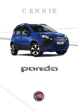 Oferty Fiat na ulotce Warszawa